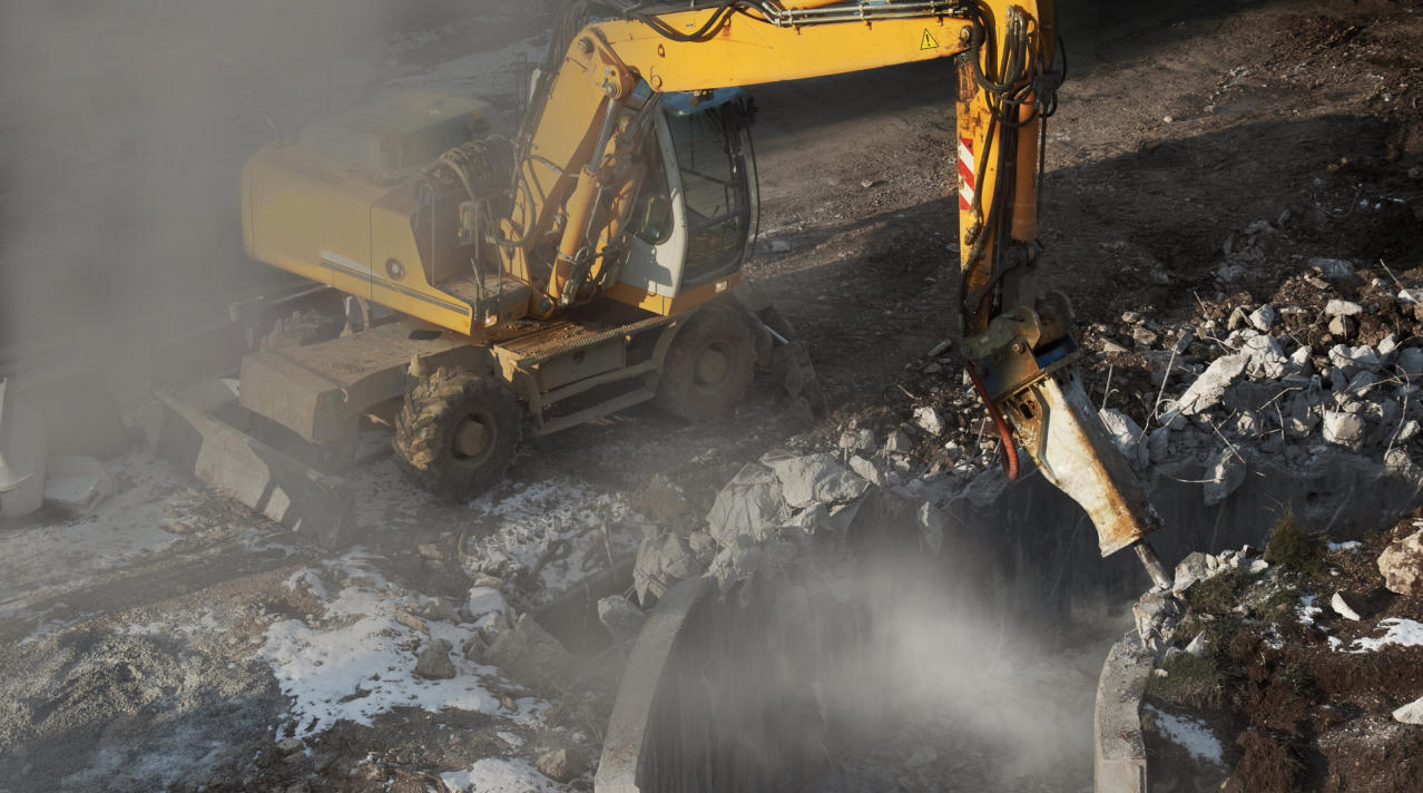 Services - Santi Septic Service and Excavating Crystal Falls, MI